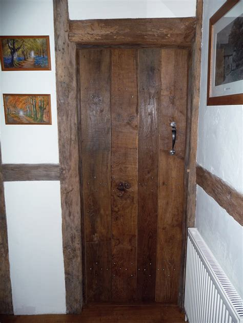 Plank Interior Doors Ledge Brace Interior Doors The West Sussex Antique Timber Company Limited