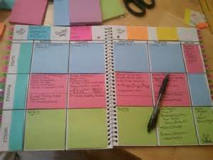 Post It Note Cover Template by The Wise Witty Post It Note Lesson Plan Book