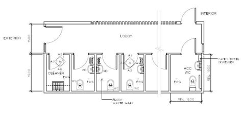 layout plans reference designs toilets education in new zealand