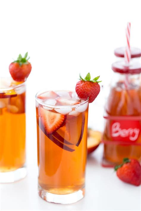 Drink Of The Month Alabama Iced Tea Ni by Strawberry Iced Tea A Classic Twist