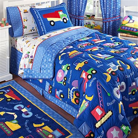 olive kids bedding olive kids planes trains and trucks comforter bed bath beyond