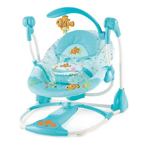 burlington baby swings portable swing finding nemo 370353075 from burlington coat