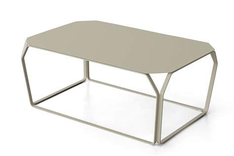canapé calligaris tray 2 metal tavolino di design in metallo quadrato o