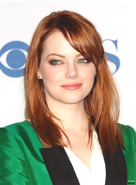 celebrities with red hair and green eyes fashion beauty music celebrities me emma stone in gucci