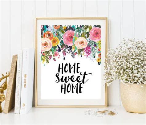 Home Sweet Home Decorations by 1000 Images About Easy Inexpensive Diy Home Decor On