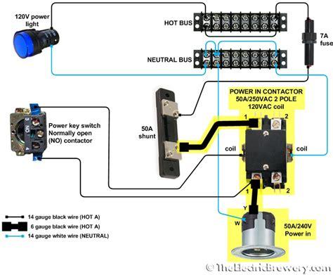 wire diagram 480v contactor 120v controls 41 wiring