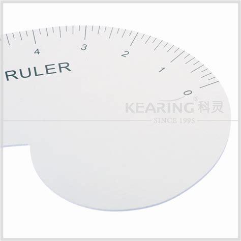 kearing 6505 armhole curve ruler pattern making rulers metal french curve garment ruler 12 inch aluminum vary