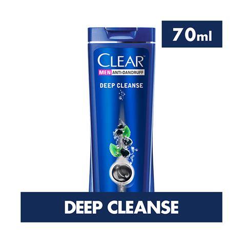 Harga Clear Minyak Rambut jual clear anti ketombe cleanse shoo 70 ml