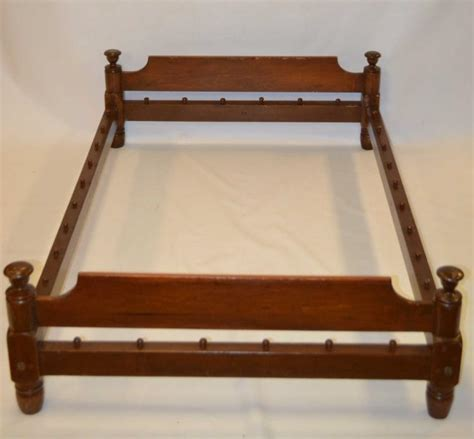 antique rope bed antique trundle rope bed
