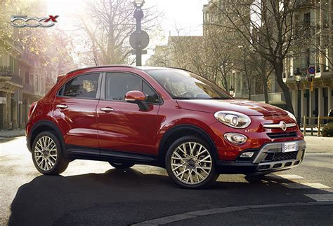 fiat 500 x crossover fiat 500x crossover car release and reviews 2018 2019