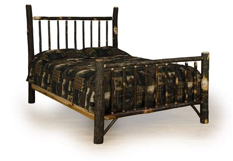 hickory bedroom furniture rustic wood bedroom furniture