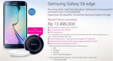 Harga Samsung S6 Price samsung galaxy s6 price indonesia topgalaxyphone