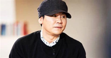 blackpink yang hyun suk yang hyun suk s father has passed away koreaboo