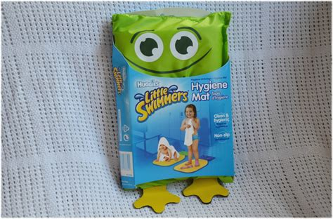 Huggies Swim Mat by Start A Habit That Lasts A Lifetime With Huggies Swimmers With Pink Princesses