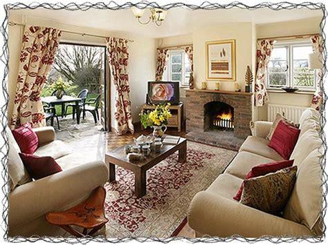 cottage livingroom bloombety living room cottage look decorating tips for