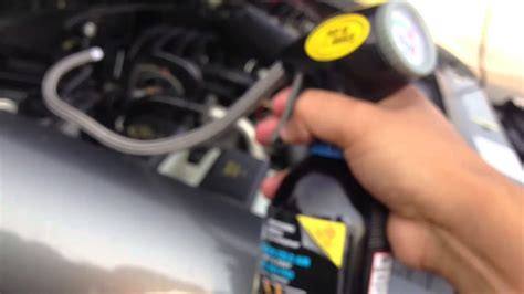 automotive air conditioning repair 2003 ford mustang on board diagnostic system how to recharge a 2003 ford mustang air conditioner how to recharge the ac 2002 ford mustang