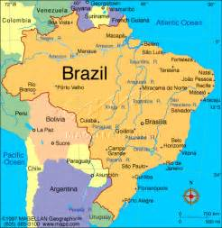 south america map brazil latinamericailstu258 home