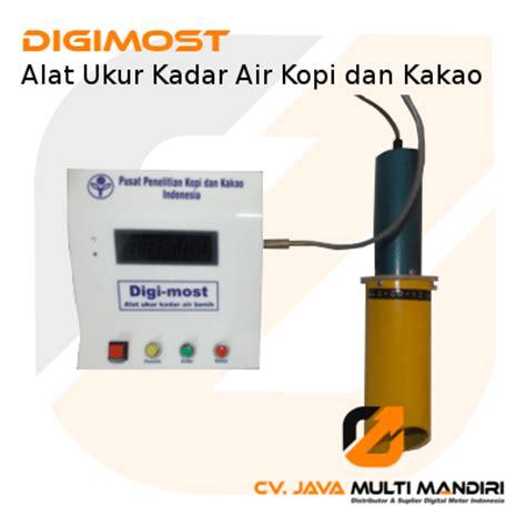 Alat Ukur Kadar Ph Air alat ukur kadar air kopi dan kakao digimost digital
