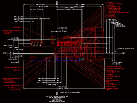 generator cat  dwg block  autocad designs cad