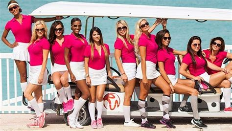 hot chick shark tank sexy caddy girls on shark tank charge 159 for 18 holes
