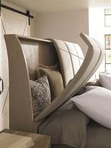 Cool Bed Headboards 20 Cool Headboards With Storage