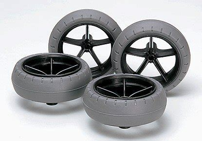 Tamiya Mini 4wd Model Arched Tires Carbon Large Dia Narrow Whee tamiya 94643 arched tire narrow large diameter carbon wheel
