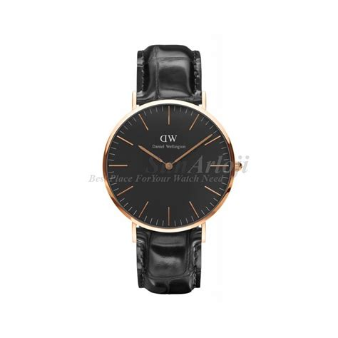 Jam Tangan Daniel Wellington jam tangan original daniel wellington classic black reading 40m