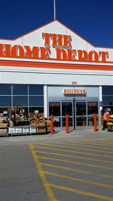 the home depot opening hours 4200 garden st whitby on