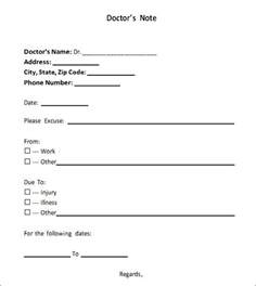 dr note template sle doctor note 30 free documents in pdf word