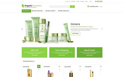 product listing layout style zen cart cosmetics zen cart template