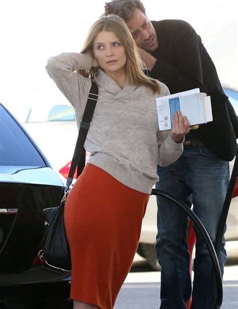 The Mccall Skirt That Mischa Barton Wore Is Now At Outfitters by Mischa Barton Wearing Skirt 01 Gotceleb