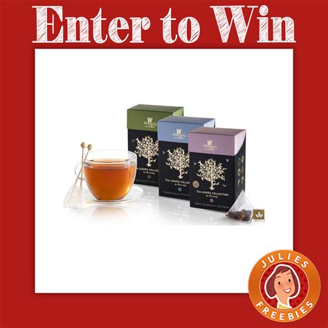 Tea Giveaway - wissotzky tea giveaway julie s freebies