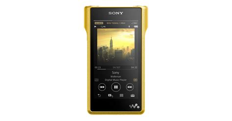 Audio Player by Premium Hi Res Portable Audio Player Nw Wm1z Sony Us