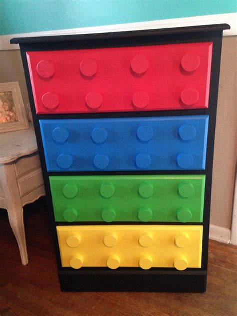 Wall Stickers For Boys Room how to build a lego themed dresser diy projects for
