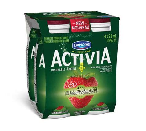 best probiotic yogurt brands activia strawberry drinkable probiotic yogurt walmart ca
