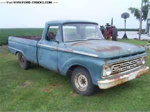 64 ford truck 1964 ford f250 4x2 64 f 250 dump truck
