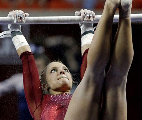 ou win second regional gymnastics title
