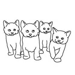 cute cat coloring pages bestofcoloring