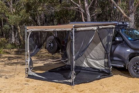 arb awnings arb deluxe awning room with floor for arb awnings quadratec
