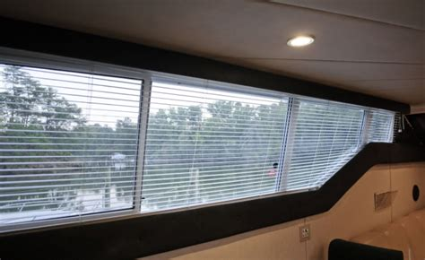 boat curtains and blinds custom window blinds for boats and yachts