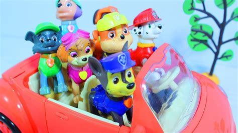Playset Mainan Anak Paw Patrol Amusement Park paw patrol in the amusement park kinetic sand surprises toys