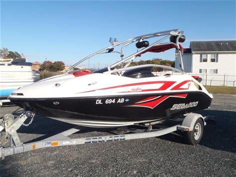 sea doo boat models by year sea doo speedster wake ski boats used in millsboro de us