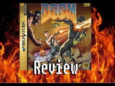 sega saturn reviews doom sega saturn review