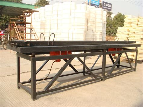 china vibrating table concrete china vibrating machine