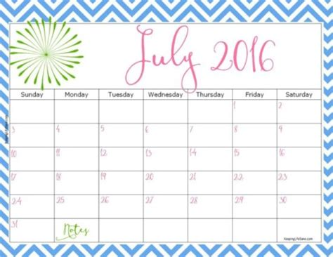 printable calendar you can type into calendario julio 2016 im 225 genes para descargar e imprimir