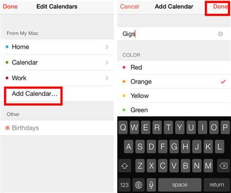 Add Calendar To Iphone Iphone Iphone 7 Add