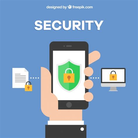 free mobile phone security downloads mobile security vectors photos and psd files free