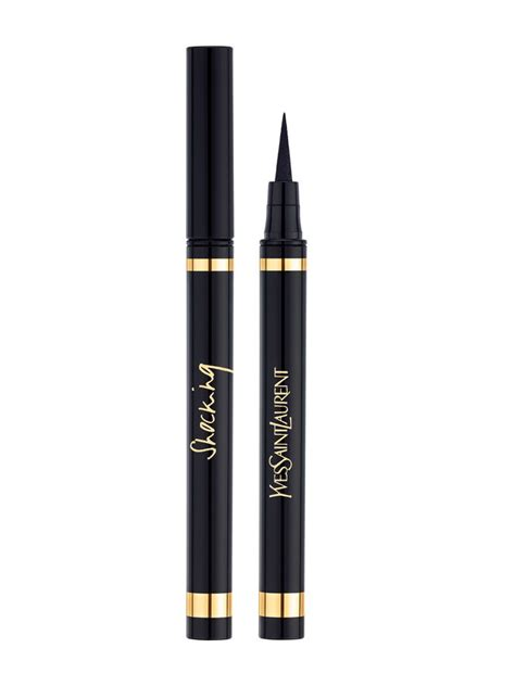 Eyeliner Ysl yves laurent faux cils shocking volume effect mascara ysl luggage