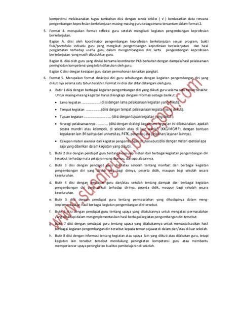 format 1 evaluasi diri guru untuk rencana pengembangan keprofesian berkelanjutan contoh pengisian format 1 eds guru utk pkb