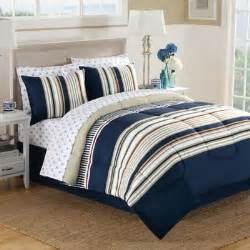 Twin Xl Bed Sets Buy Navy Comforter Set From Bed Bath Amp Beyond